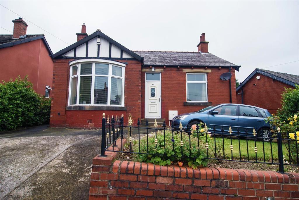 3 Bedrooms Detached Bungalow for sale in Fleminghouse Lane, Almondbury, Huddersfield, HD5 8QG