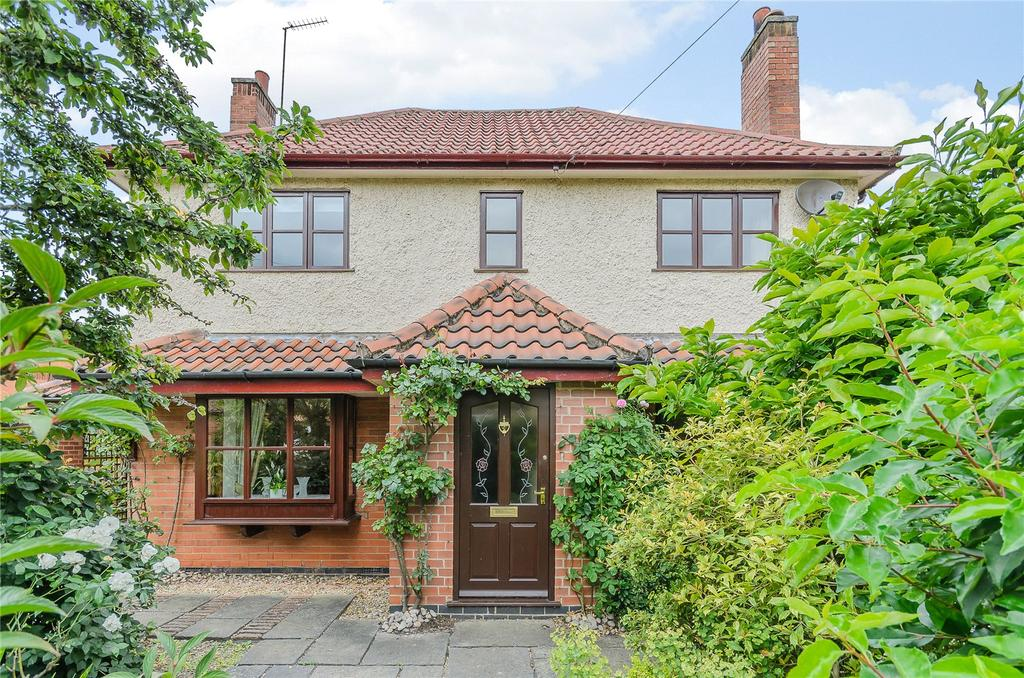 4 Bedrooms Detached House for sale in Manor Farm Cottages, Radley Road, Halam, Newark, NG22