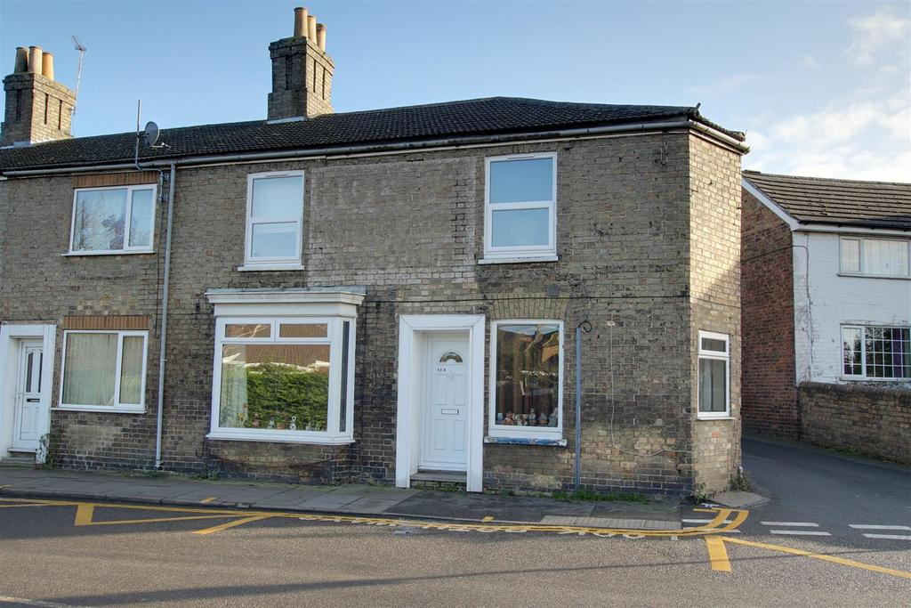 3 Bedrooms End Of Terrace House for sale in South Street, Alford, Lincolnshire