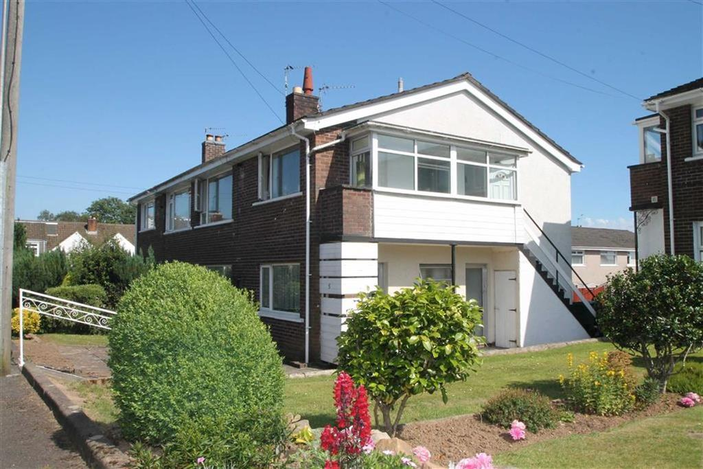 2 Bedrooms Maisonette Flat for sale in Pen-Y-Graig, Cardiff