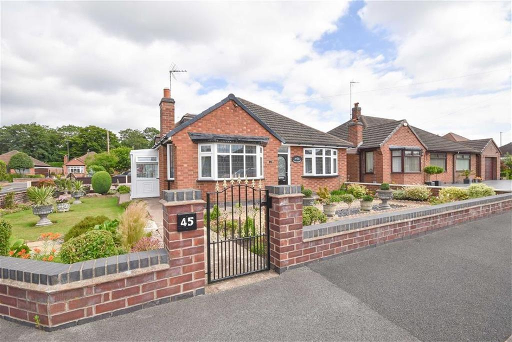 2 Bedrooms Detached Bungalow for sale in Bradbourne Avenue, Wilford