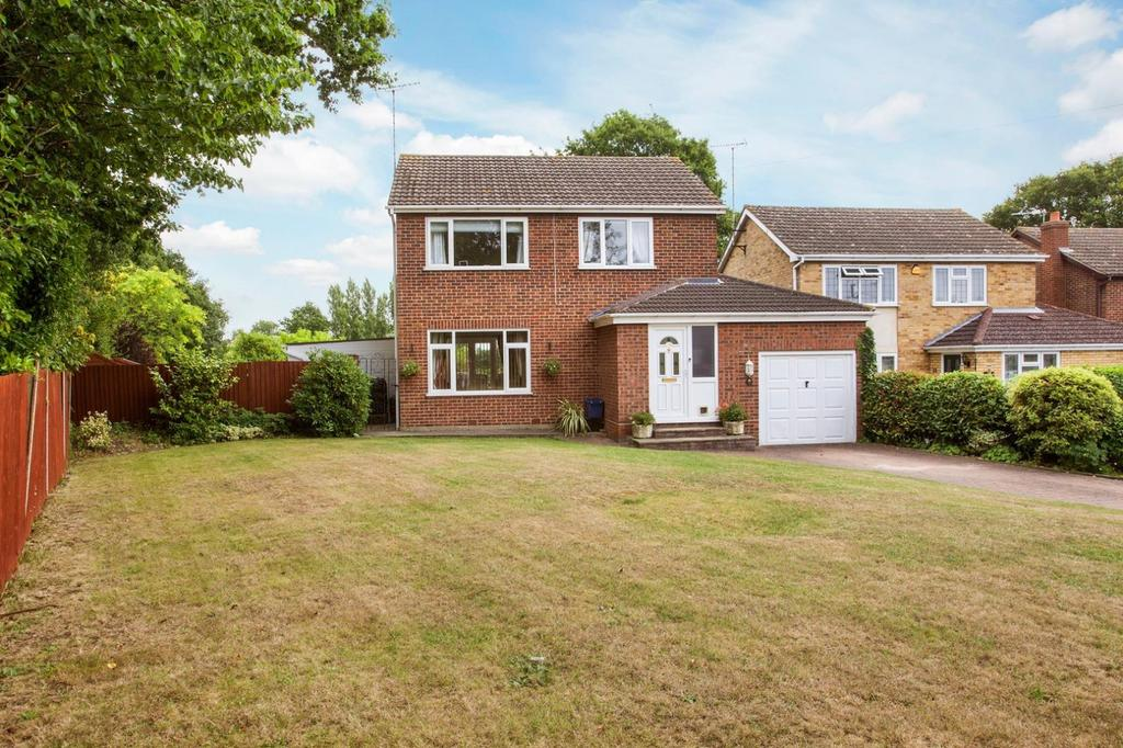 3 Bedrooms Detached House for sale in Eaton Way, Great Totham, Maldon, Essex, CM9