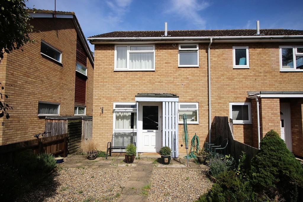 1 Bedroom End Of Terrace House for sale in Clare Close, Waterbeach