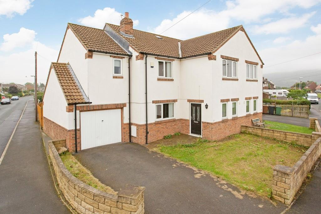 4 Bedrooms Semi Detached House for sale in Ridding Gate, Otley