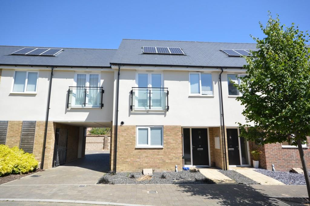 3 Bedrooms Terraced House for sale in Shoreham-by-Sea