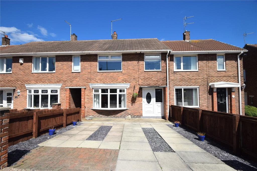 3 Bedrooms Terraced House for sale in Derwent Close, Seaham, Co Durham, SR7