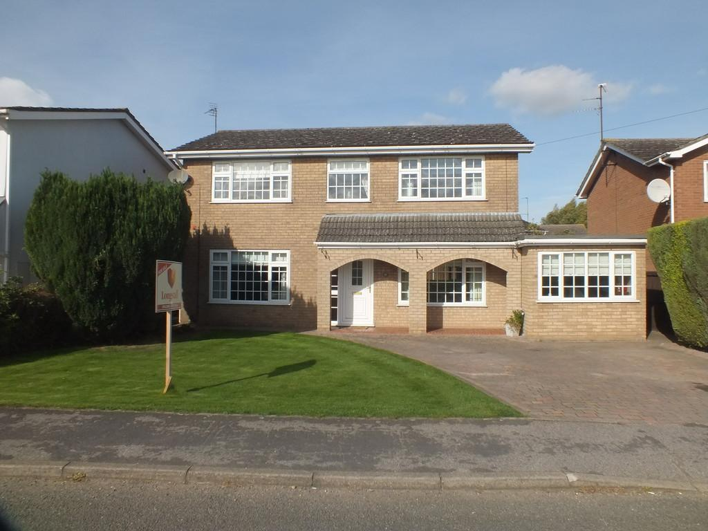 4 Bedrooms Detached House for sale in Cradge Bank, Spalding