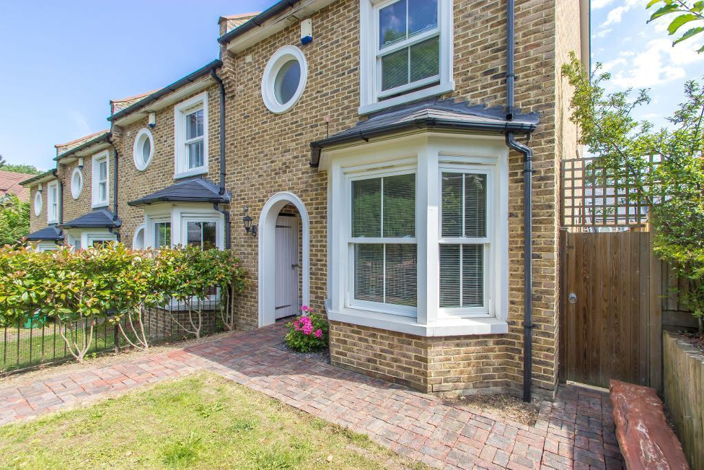 4 Bedrooms End Of Terrace House for sale in Valley Road, Kenley, Surrey, CR8 5DG