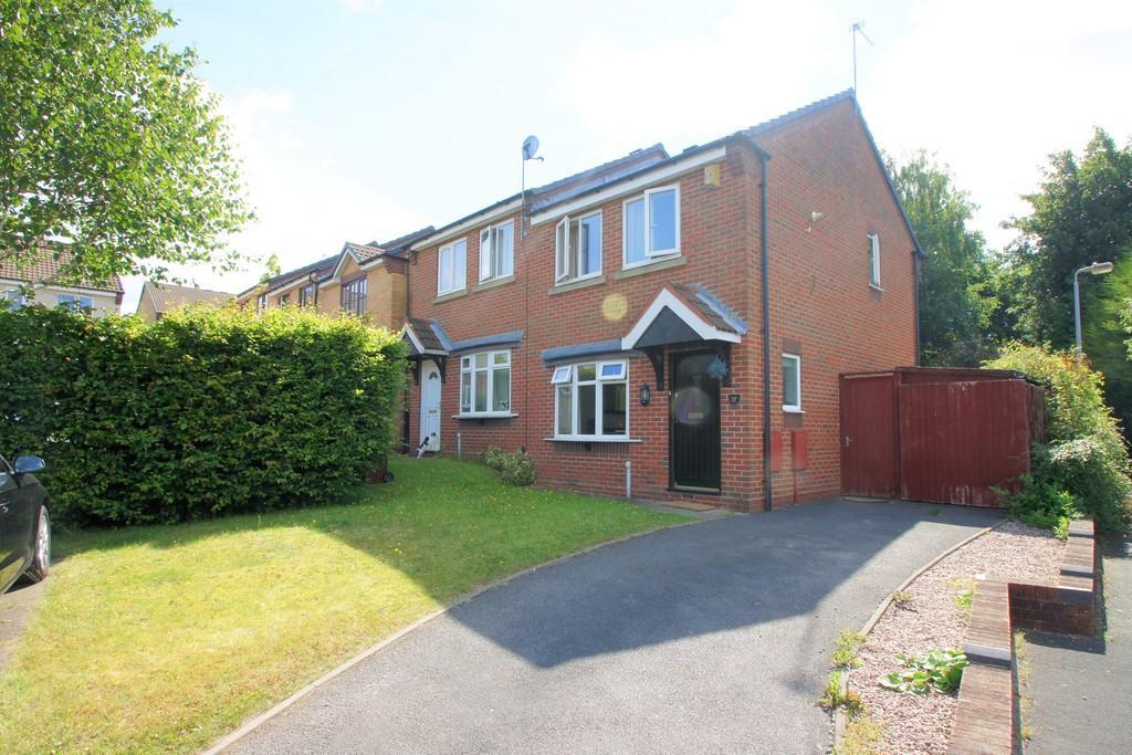 2 Bedrooms Semi Detached House for sale in Primrose Meadow, Heath Hayes