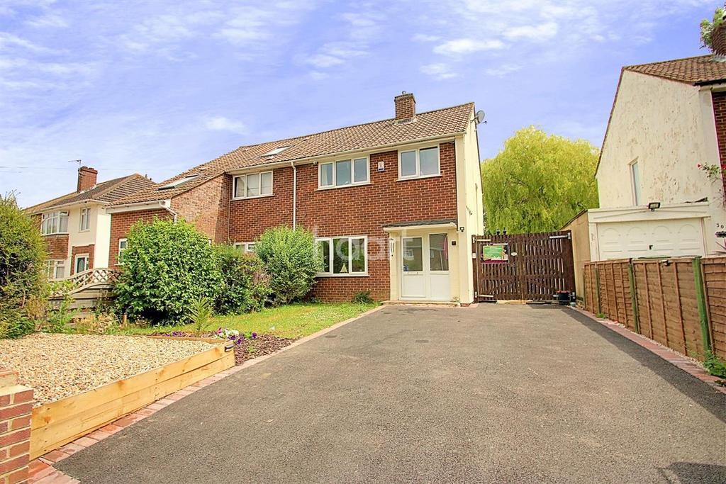 3 Bedrooms Semi Detached House for sale in Willington Street, Maidstone, ME15