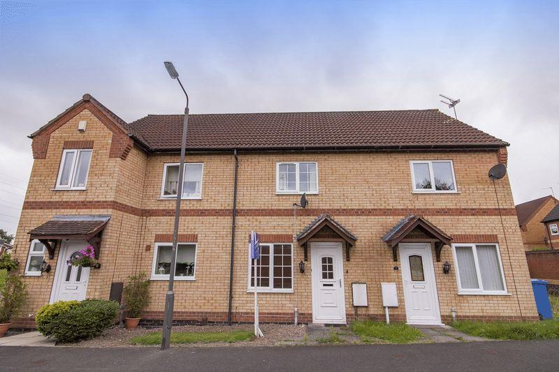 2 Bedrooms Terraced House for sale in STORNOWAY CLOSE, SINFIN.