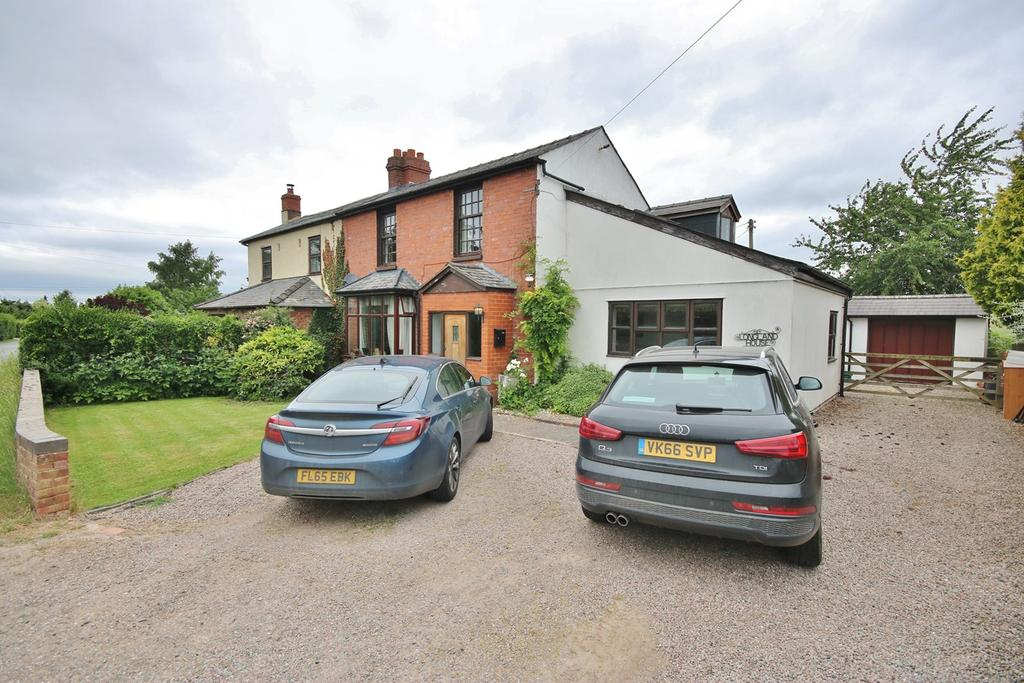4 Bedrooms Semi Detached House for sale in Marden, Marden, Hereford, HR1