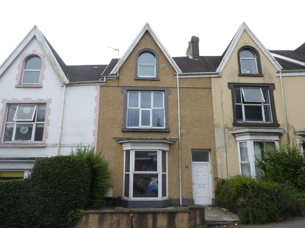 4 Bedrooms Terraced House for sale in Glanmor Road, Uplands, Swansea, SA2