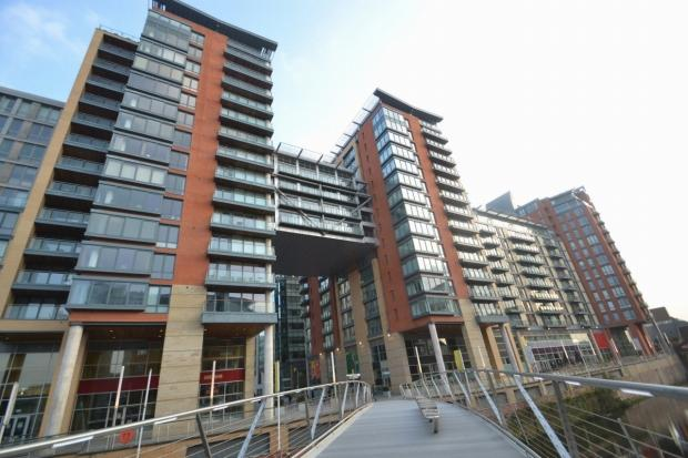 2 Bedrooms Apartment Flat for sale in Leftbank, Spinningfields, Manchester, M3 3AE