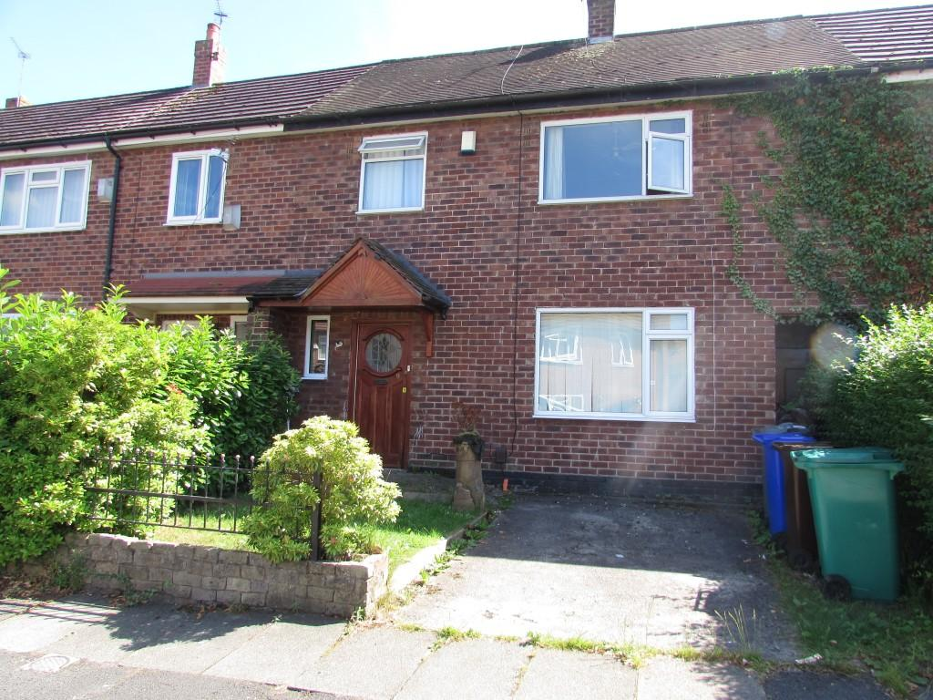 3 Bedrooms Terraced House for sale in Nevendon Drive, Newall Green, Manchester