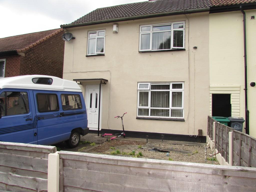 3 Bedrooms End Of Terrace House for sale in Roundthorn Road, Baguley, Manchester
