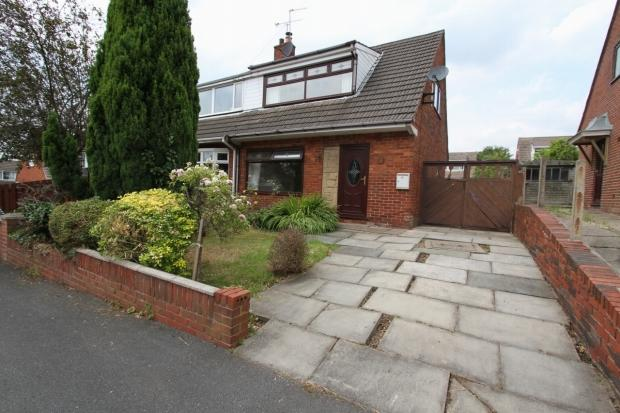 2 Bedrooms Semi Detached House for sale in Thurlby Close Ashton In Makerfield Wigan