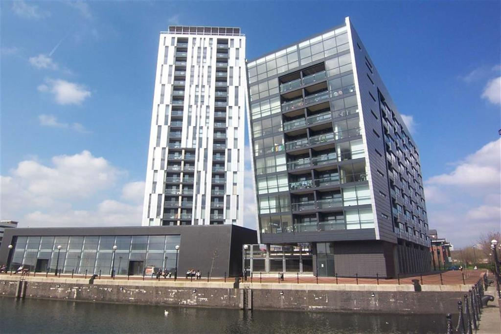 1 Bedroom Apartment Flat for sale in Millenium Point, Salford Quays, Greater Manchester, M50