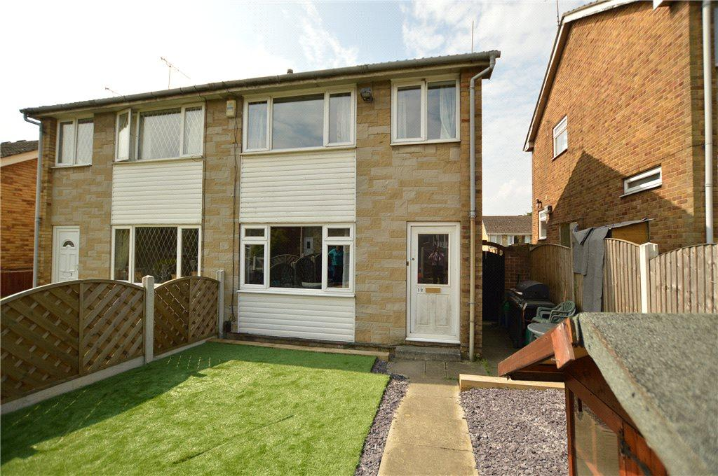 3 Bedrooms Semi Detached House for sale in Topcliffe Mews, Morley, Leeds