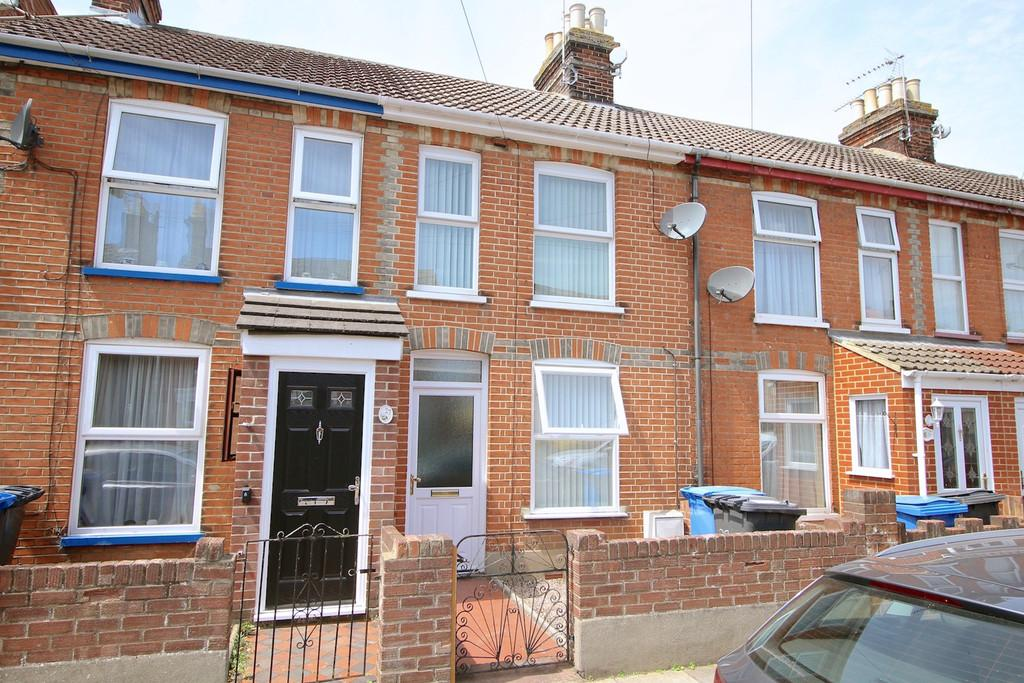3 Bedrooms Terraced House for sale in Leopold Road, Ipswich