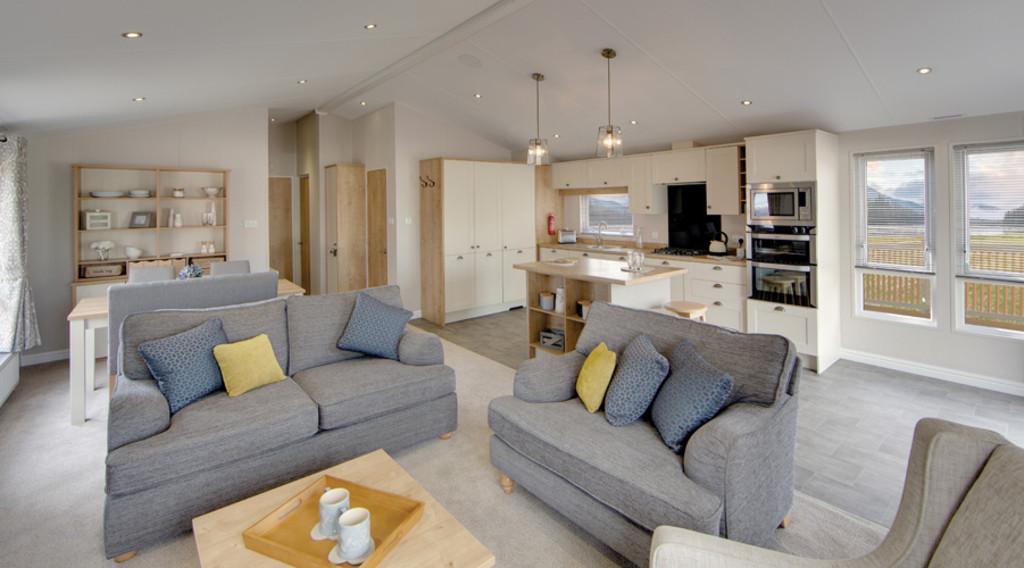 2 Bedrooms Mobile Home for sale in Nodes Road, St. Helens