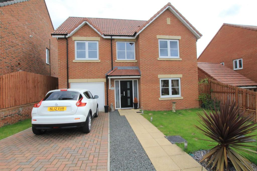 4 Bedrooms Detached House for sale in Rushyford Drive, Ferryhill