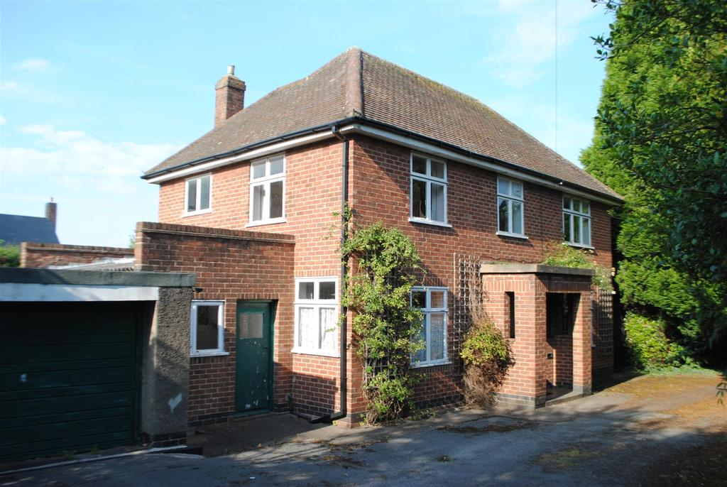 3 Bedrooms Detached House for sale in Nanpantan Road, Loughborough