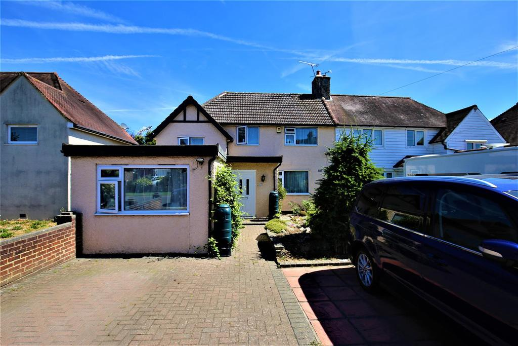 4 Bedrooms Semi Detached House for sale in Green Lane, Boughton Monchelsea, Maidstone