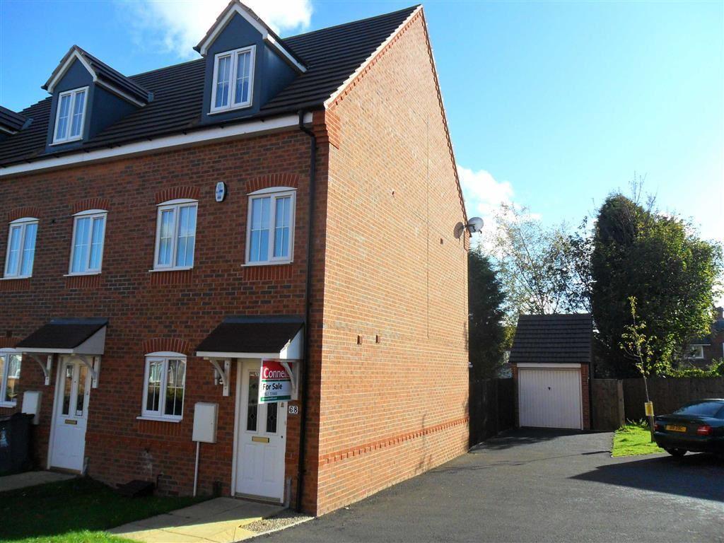 3 Bedrooms Town House for sale in Newhome Way, Walsall