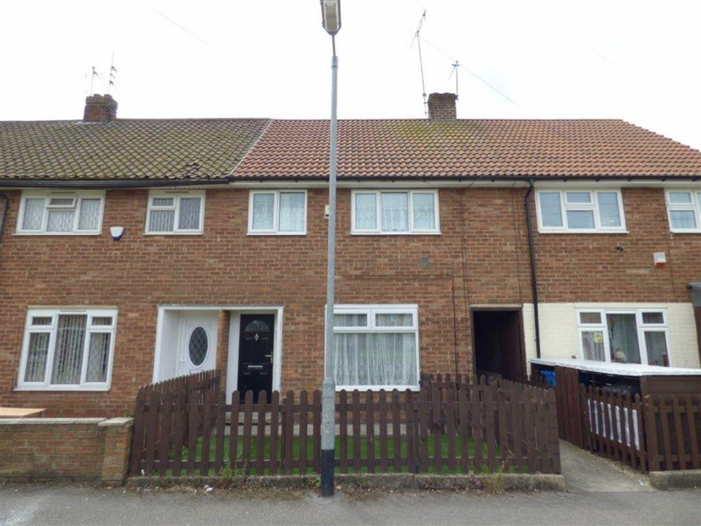 3 Bedrooms End Of Terrace House for sale in Coldstream Close, Longhill, Hull, East Yorkshire, HU8