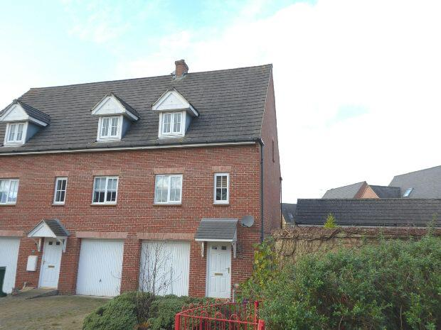 3 Bedrooms End Of Terrace House for sale in Ashmead Road, Banbury