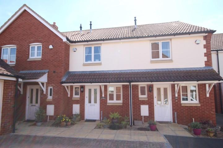 2 Bedrooms Terraced House for sale in Holm View, Watchet TA23
