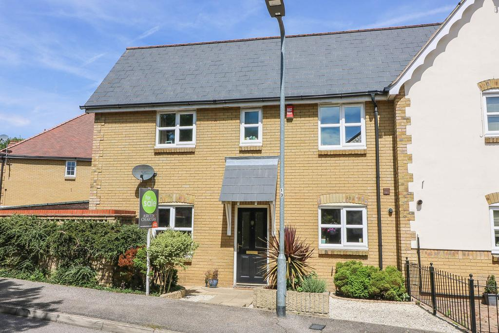 2 Bedrooms End Of Terrace House for sale in Bramble Tye, Basildon SS15