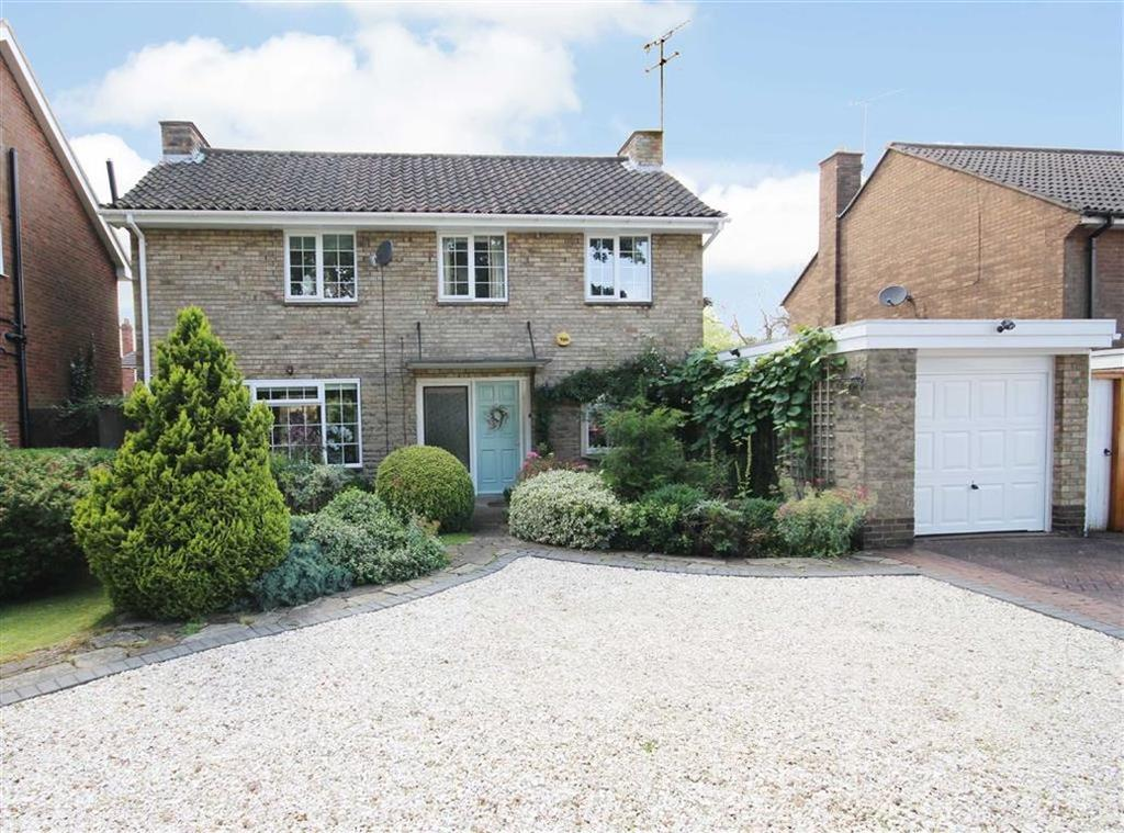 3 Bedrooms Detached House for sale in Middletons Field, Lincoln, Lincolnshire