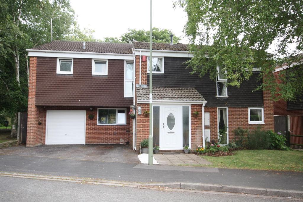 4 Bedrooms Detached House for sale in Launceston Drive, Eastleigh