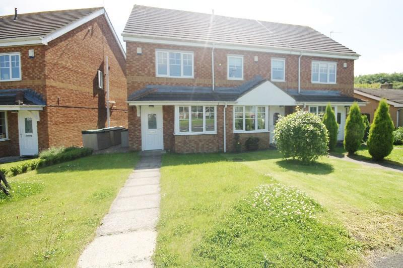 3 Bedrooms Terraced House for sale in Church Mews Nettlesworth, Chester Le Street