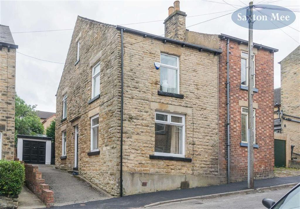3 Bedrooms Semi Detached House for sale in Duncombe Street, Upper Walkley, Sheffield, S6