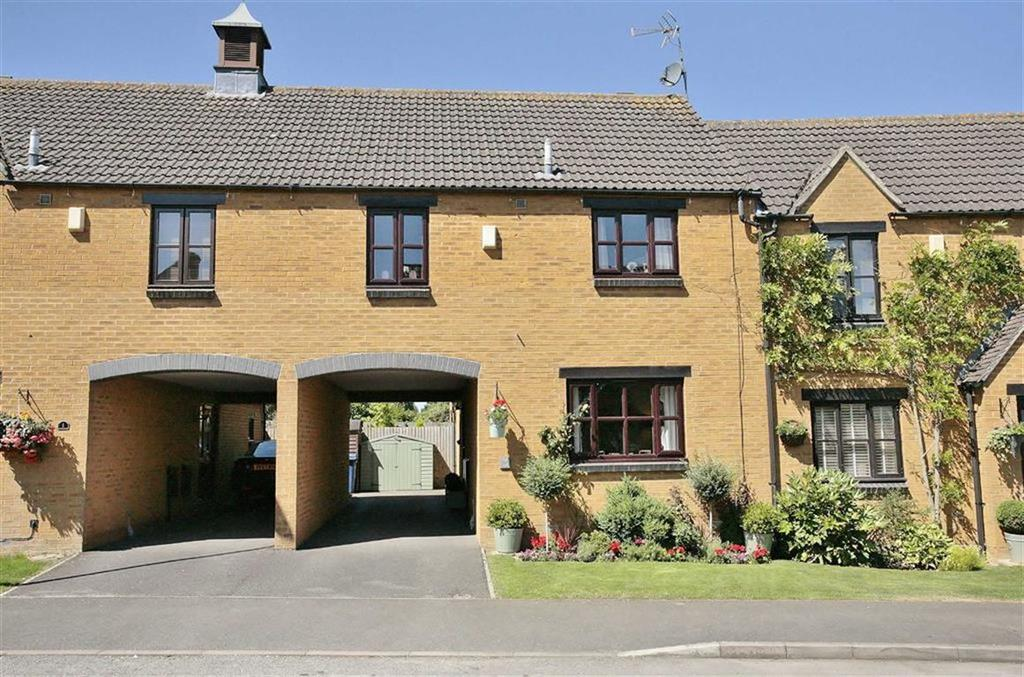 3 Bedrooms Terraced House for sale in Warkworth Close, Banbury