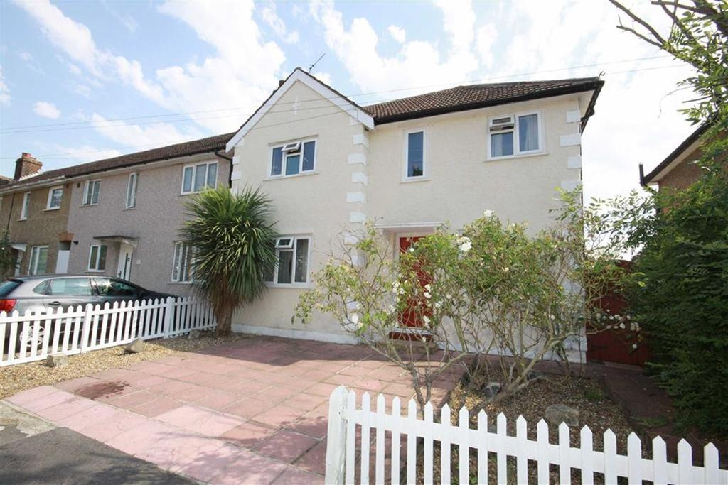 4 Bedrooms End Of Terrace House for sale in Willow Close, Bromley