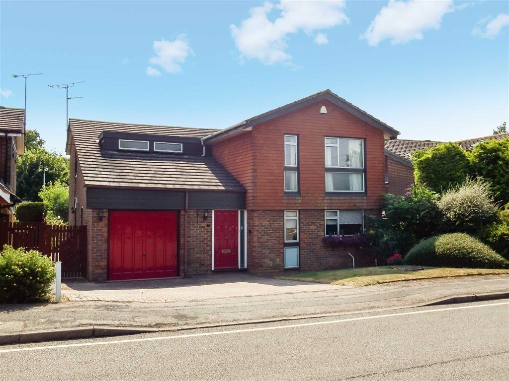 4 Bedrooms Detached House for sale in The Brambles, Stevenage, Hertfordshire, SG1