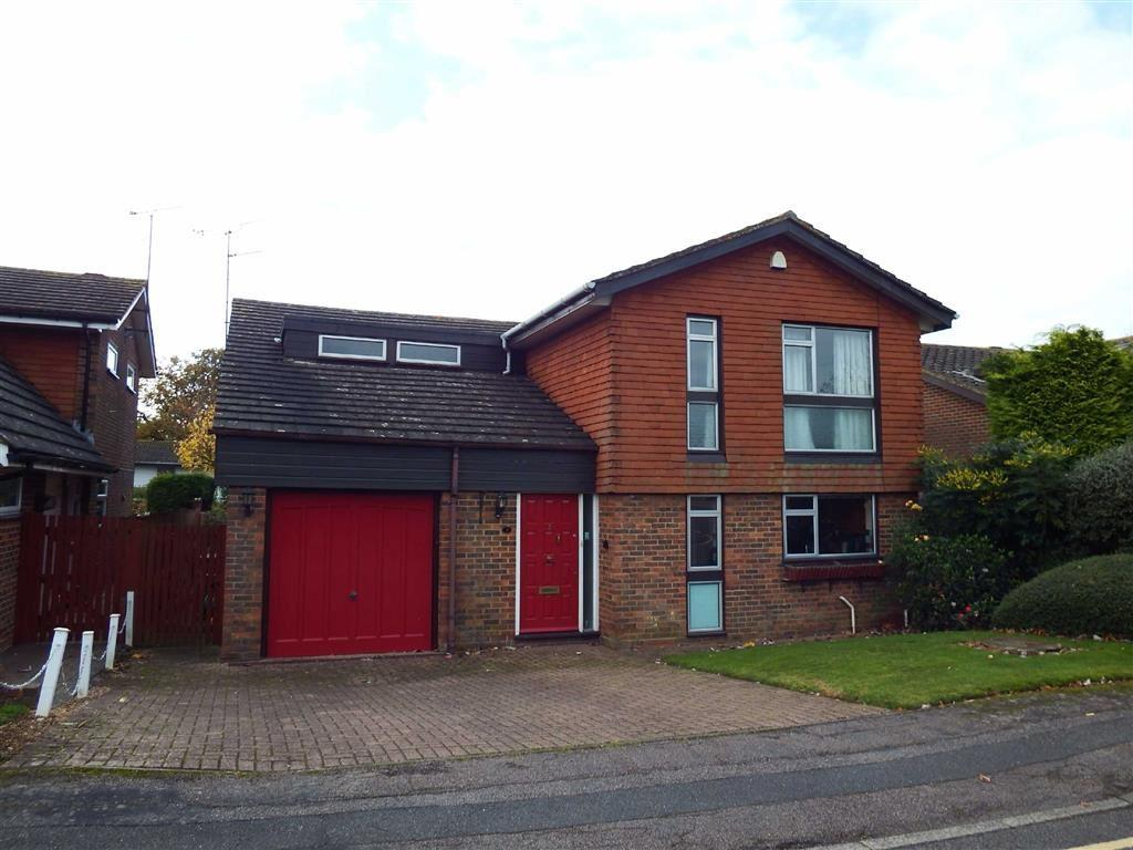4 Bedrooms Detached House for sale in The Brambles, Stevenage, Hertfordshire, SG1