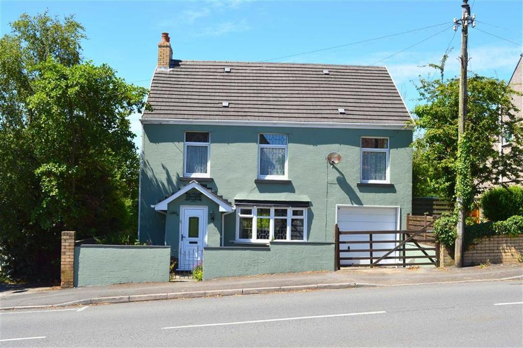4 Bedrooms Detached House for sale in Gower Road, Killay, Swansea