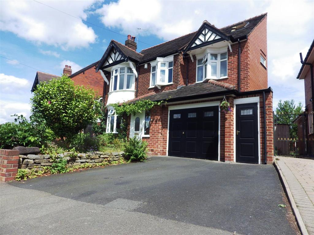 4 Bedrooms Detached House for sale in Timbertree Road, Cradley Heath