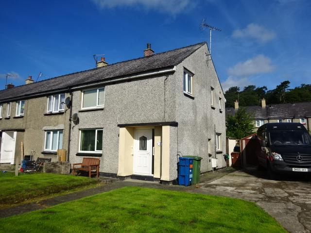 3 Bedrooms End Of Terrace House for sale in MIN Y DDOL, BANGOR LL57