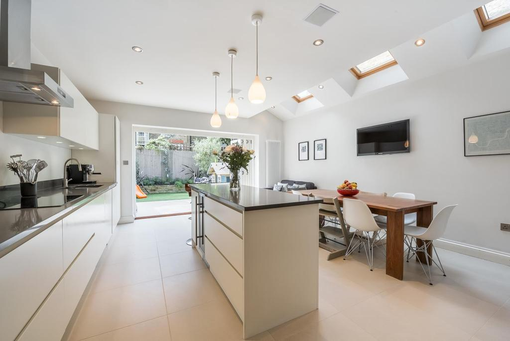 5 Bedrooms House for sale in JEDBURGH STREET, SW11