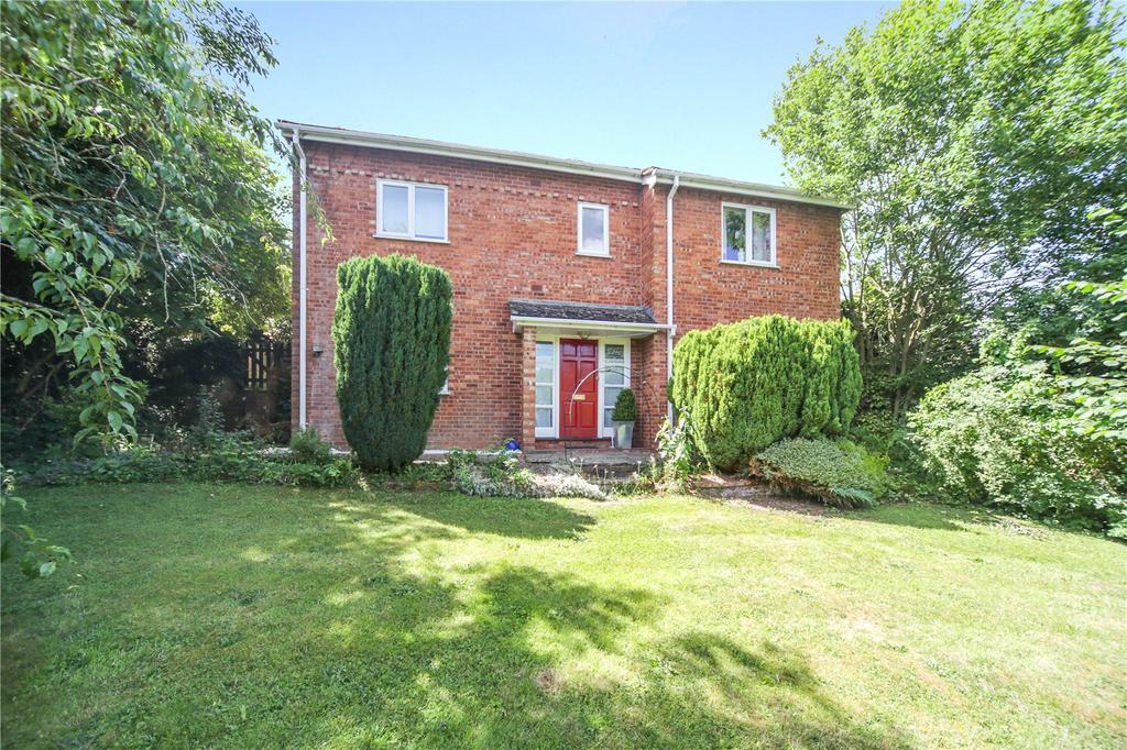 4 Bedrooms Detached House for sale in Cross Street, Tenbury Wells, Worcestershire