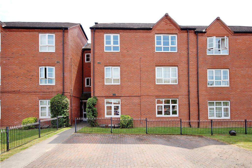 2 Bedrooms Apartment Flat for sale in Congreve Way, Stratford-upon-Avon, Warwickshire, CV37
