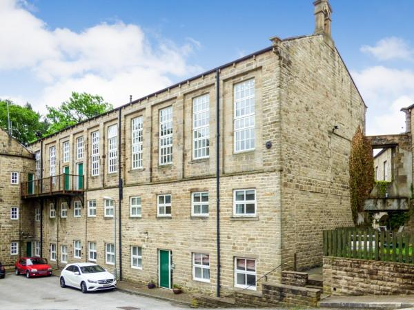 2 Bedrooms Apartment Flat for sale in 6 Woodcote Fold, Goose Eye BD22 0QG