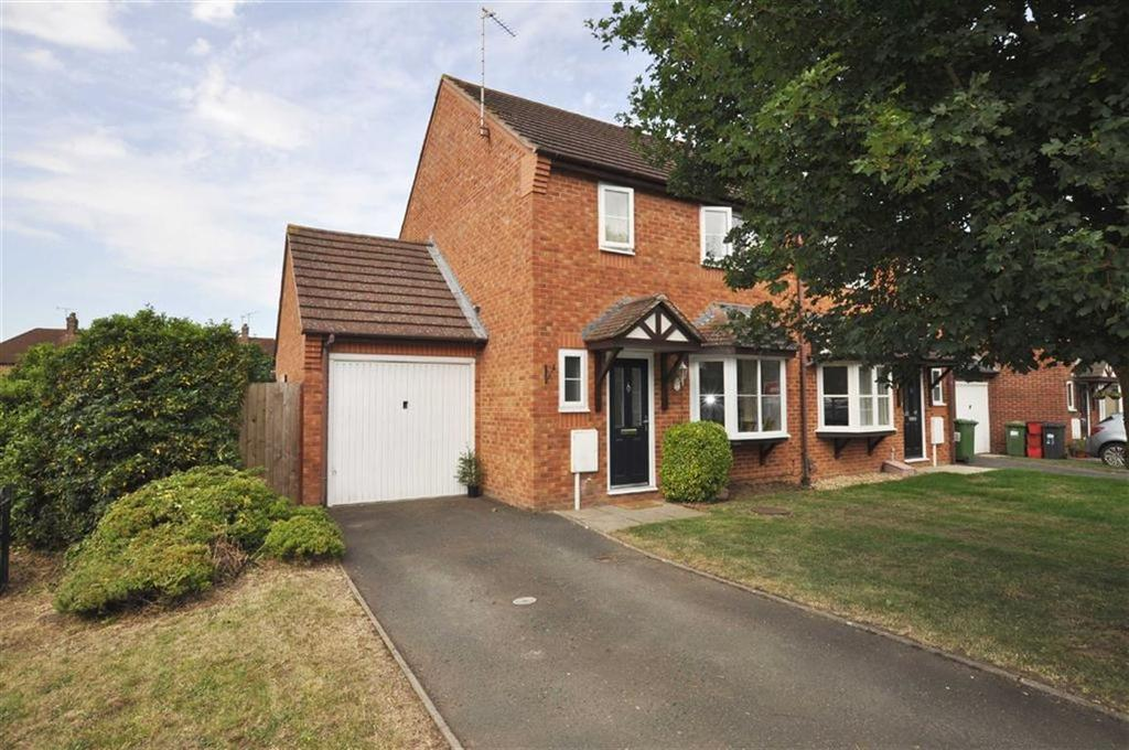 3 Bedrooms Semi Detached House for sale in Weilerswist Drive, Whitnash, Leamington Spa