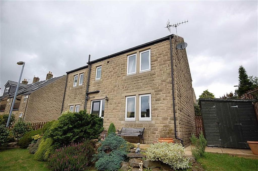3 Bedrooms Detached House for sale in Broadfield Park, Holmbridge, Holmfirth, HD9